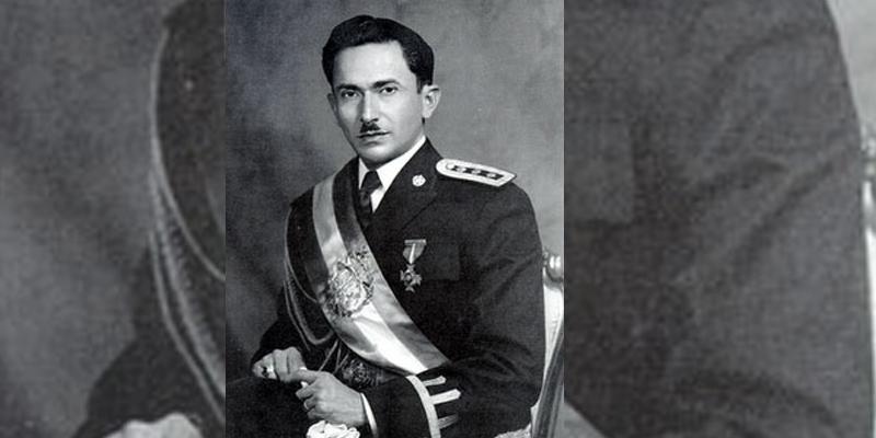 Presidente Carlos Castillo Armas