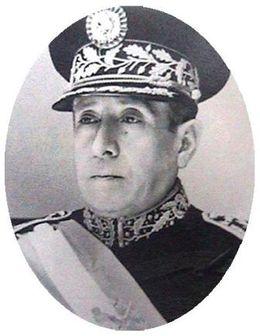 Presidente Federico Ponce Vaides