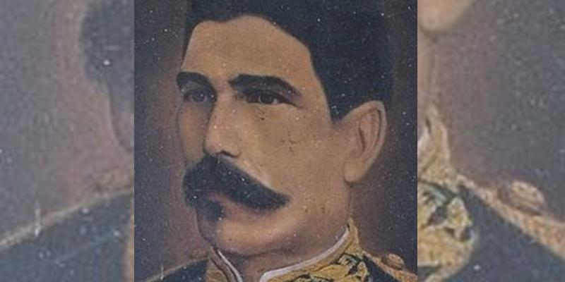 Presidente General Manuel Lisandro Barillas 1886-1892