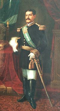 Presidente José María Reina Barrios