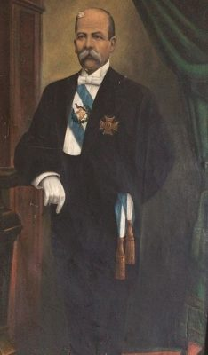 Presidente Manuel Estrada Cabrera