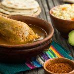 Receta de Kak'ik guatemalteco