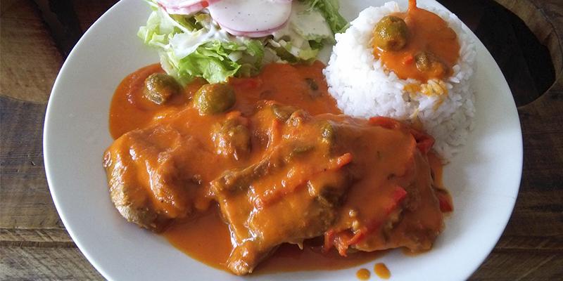 Receta para hacer Lengua en Salsa guatemalteca