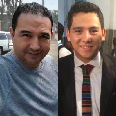 Sammy y Jose Manuel Morales