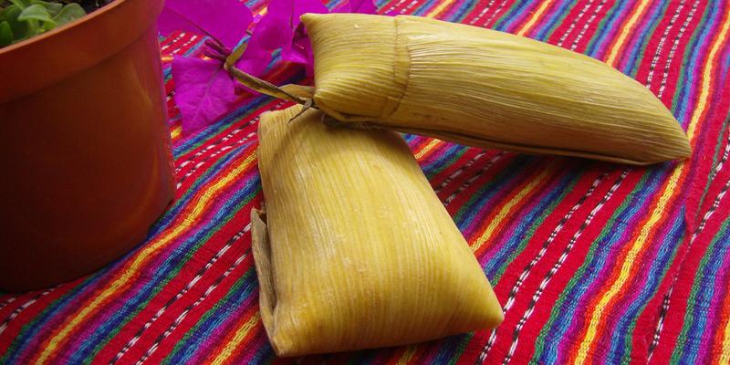 tamalitos de elote guatemaltecos