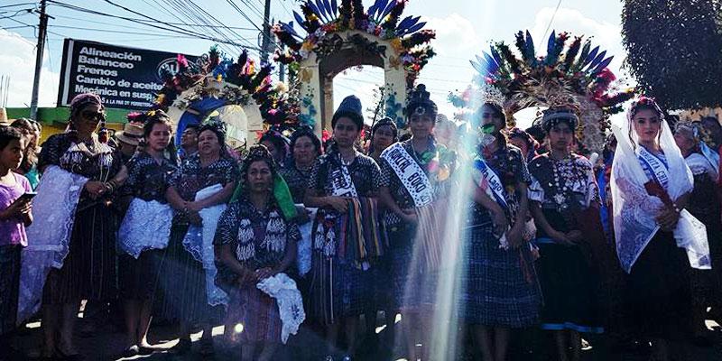 fiesta patronal de chimaltenango