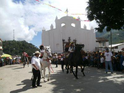 desfile hipico de tamahu
