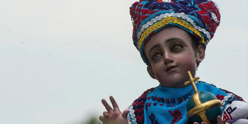 Fiesta patronal de Amatitlán, Guatemala
