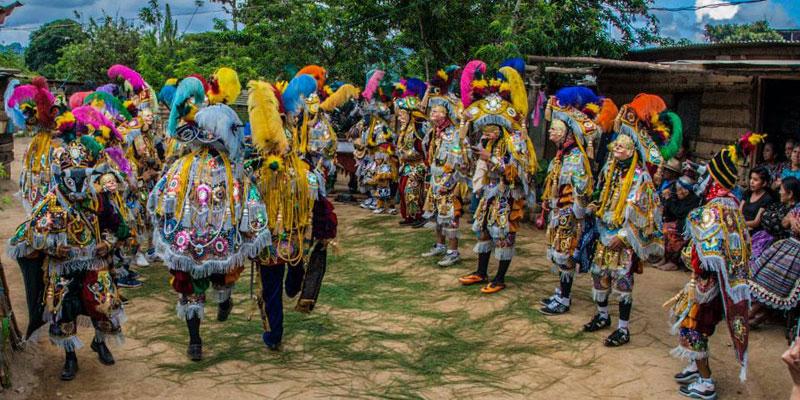 fiesta patronal de patzun