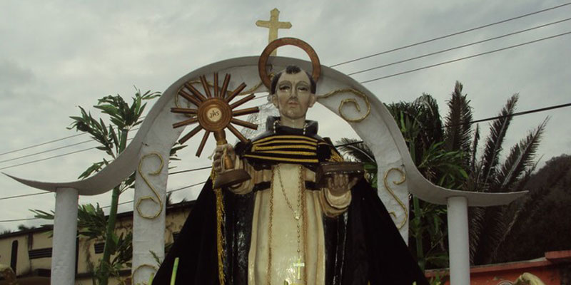 fiesta patronal de san jacinto