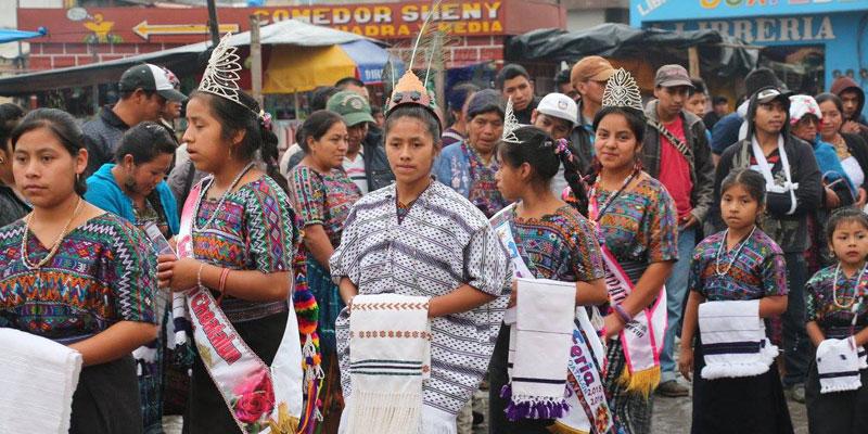 fiesta patronal de san martin-jilotepeque