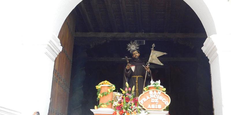 fiesta patronal de tecpan