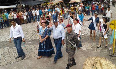 desfile de la tinta