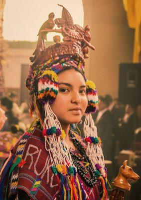 reina indigena de patzicia