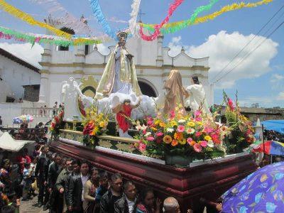 procesion de patzun