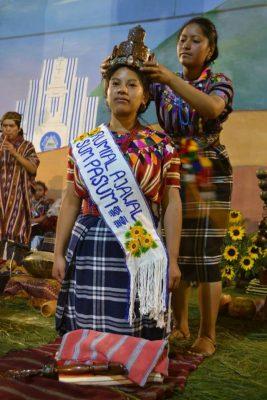 reina indigena de patzun