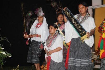reina indigena de purulha
