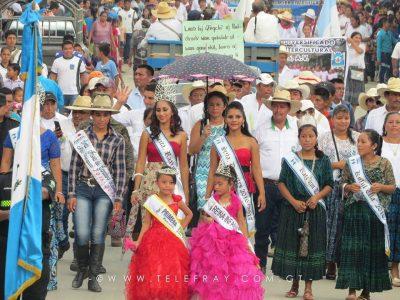 desfile de raxruha