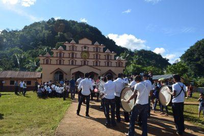 procesion de raxruha