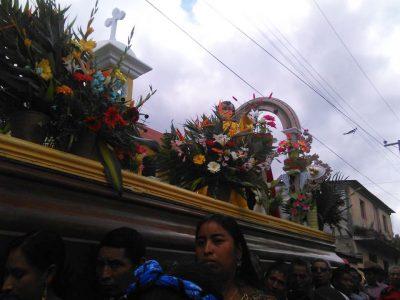 procesion de san andres itzapa