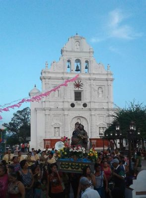 procesion de san cristobal acasaguastlan