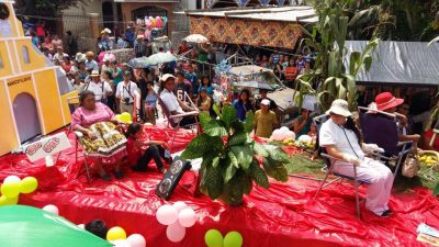 desfile inaugural de san jeronimo