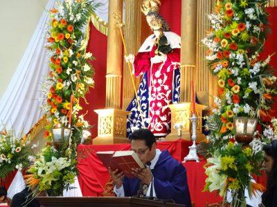 misa inaugural san jose pinula