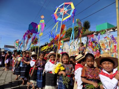 desfile inaugural de san juan comalapa