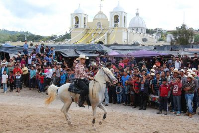 desfile hipico de san martin jilotepeque