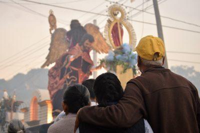 procesion de san miguel petapa