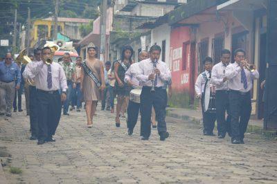 desfile inaugural de san miguel pochuta