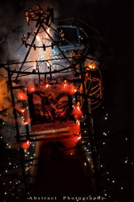 quema de torito san miguel pochuta