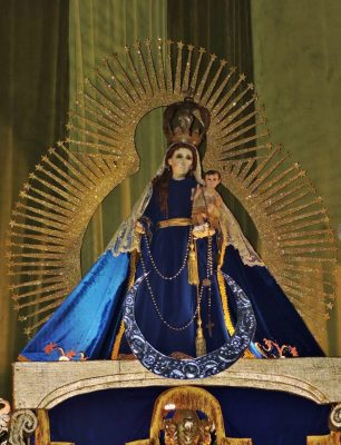 virgen del rosario de sanarate