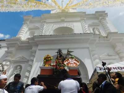 procesion de tecpan