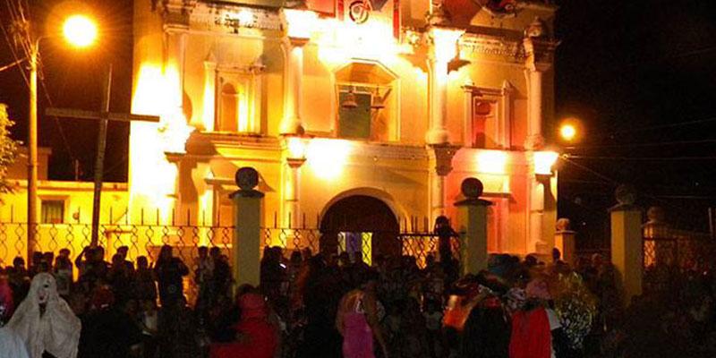 fiesta patronal de tucuru