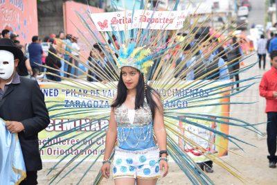 desfile inaugural de zaragoza