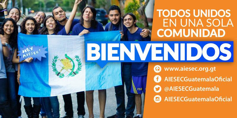 Cómo pertenecer a AIESEC Guatemala