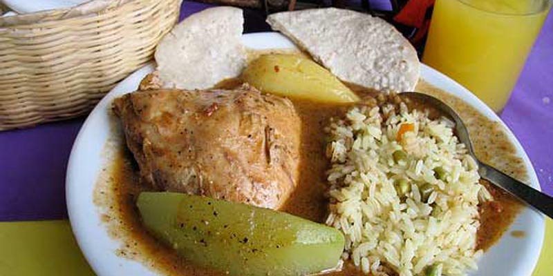 Receta para hacer Pepián guatemalteco