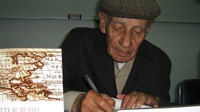 Escritor Otto Raúl González
