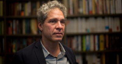 Escritor guatemalteco Rodrigo Rey Rosa