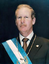 Expresidente Álvaro Arzú