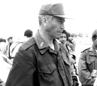 Expresidente Laugerud García