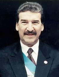 Expresidente Ramiro de Leon Carpio