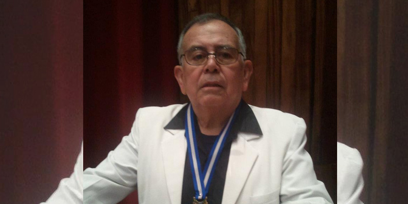 Guatemalteco Rolando Cordón