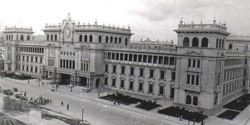 Historia del Palacio Nacional de la Cultura