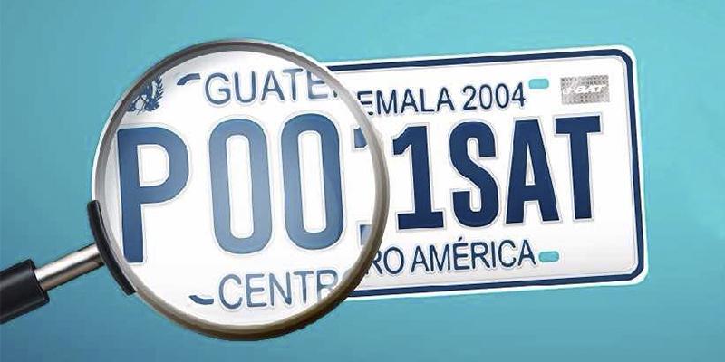 Inscripción de vehículos en Guatemala como persona individual