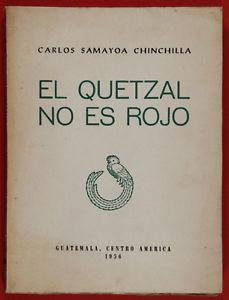 Libro Carlos Samayoa Chinchilla