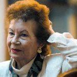 Actriz guatemalteca María Teresa Martínez