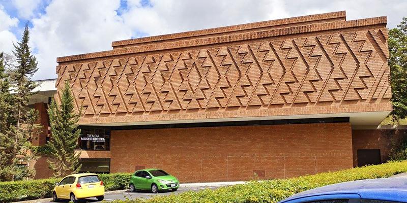 Museo Ixchel del Traje Indígena en Guatemala