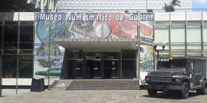 Museo Numismático del Banco de Guatemala